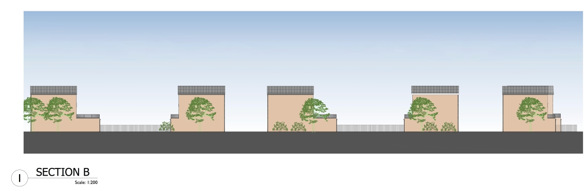 elevation drawing phase 2 Redrow