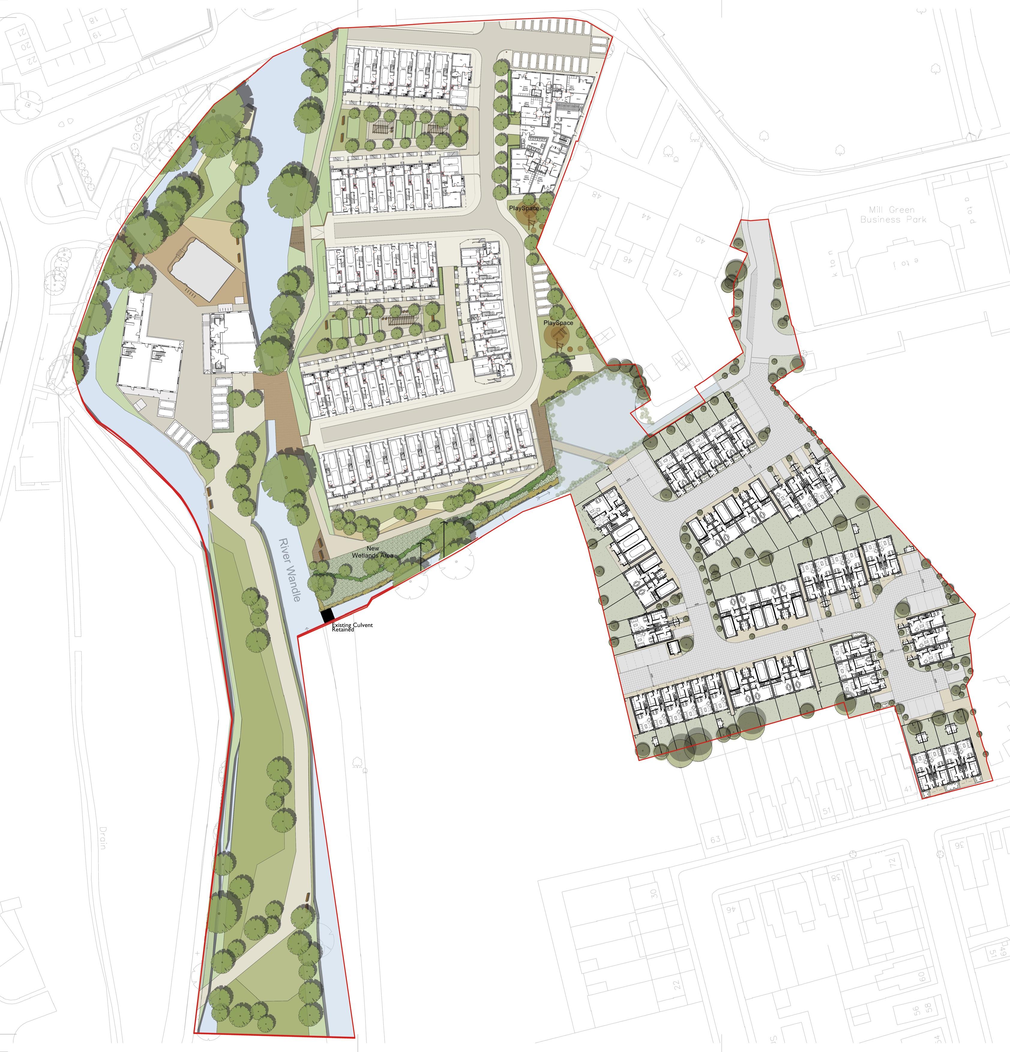 Wandle Design wandle valley trading estate millfields hackbridge beddington