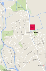 School location map